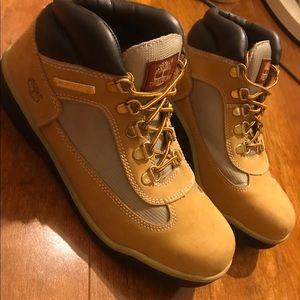 Women's Timberland work boots